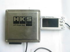 HKS A/F Knock Amp - v1 - Outside